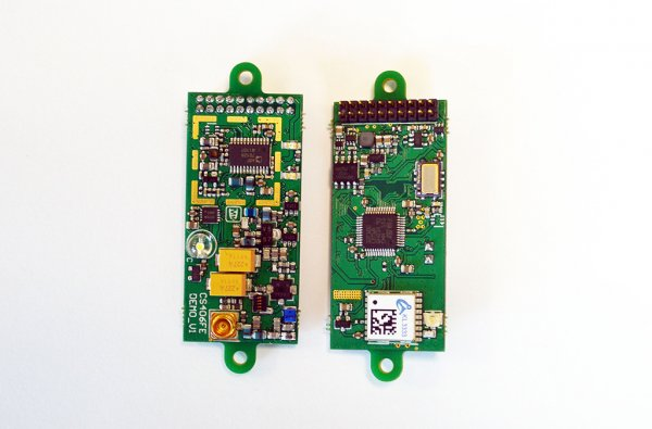 Innovative 406MHz PCB Card