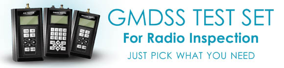 GMDSS Testers