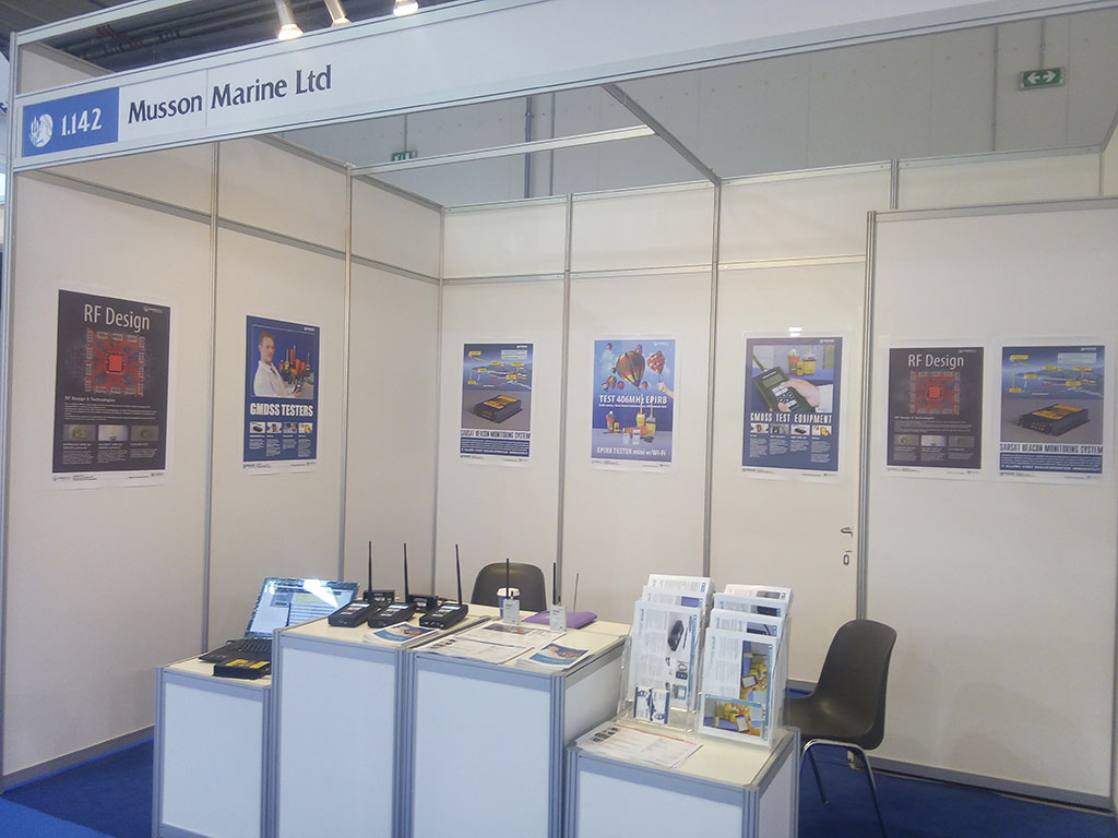 Musson Marine at Posidonia 2016